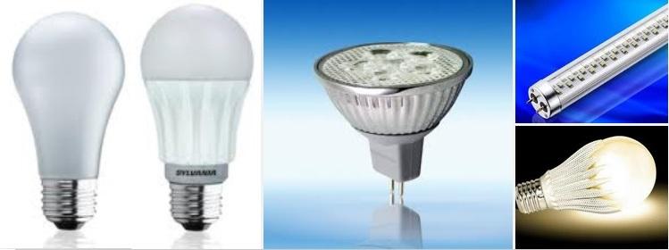 Εξοικονόμηση ενέργειας στον φωτισμό με λαμπτήρες LED